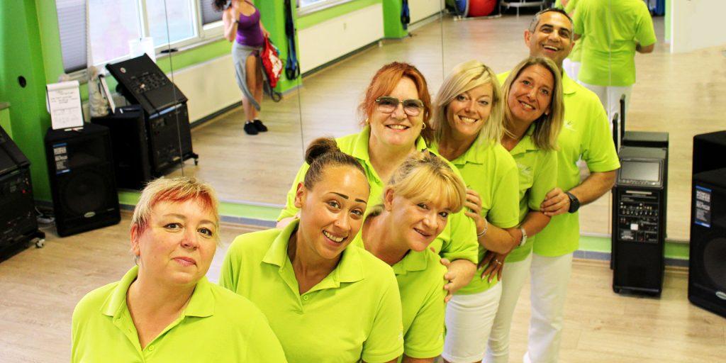 Serviceteam VivaVital Fitnessstudio Schwabach